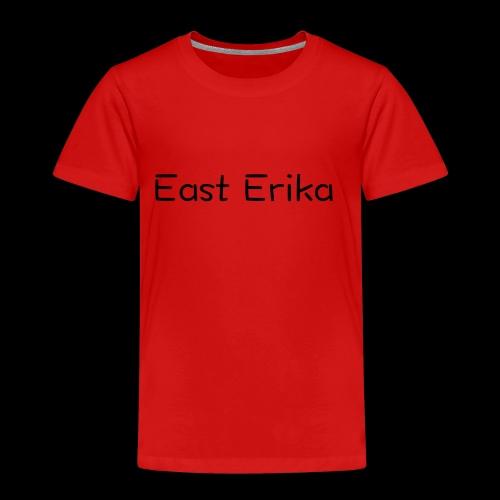East Erika logo - Maglietta Premium per bambini