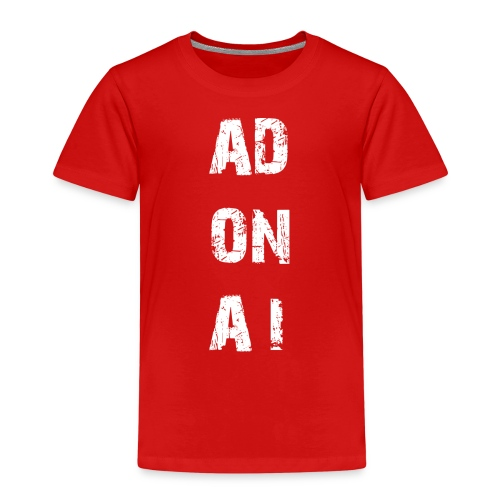 AD ON AI - Kinder Premium T-Shirt
