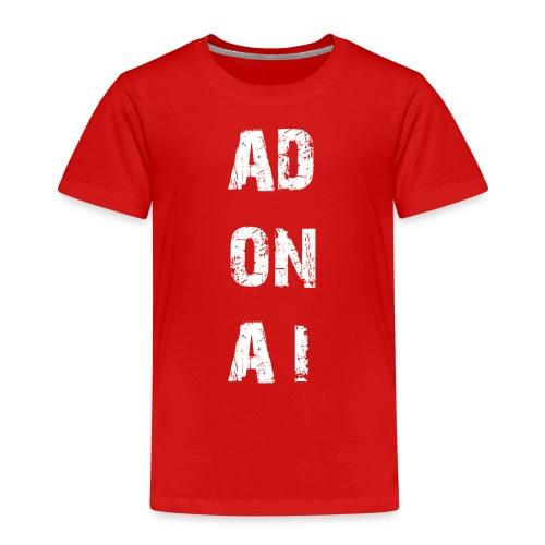 AD ON AI - Kinder Premium T-Shirt