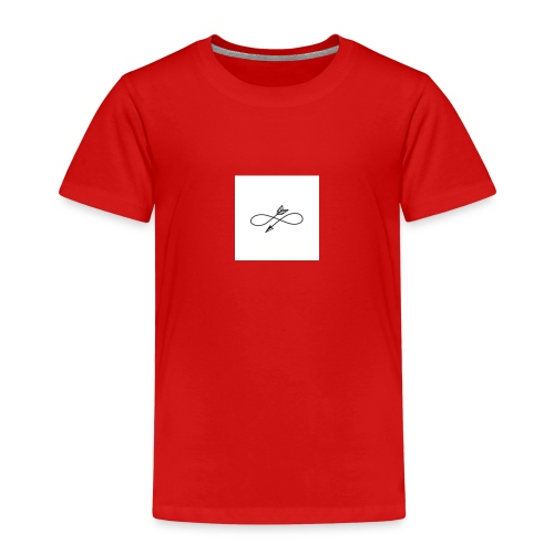 Flecha Infinita - Camiseta premium niño