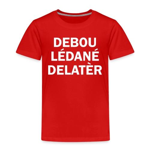 debou lédané gif - T-shirt Premium Enfant