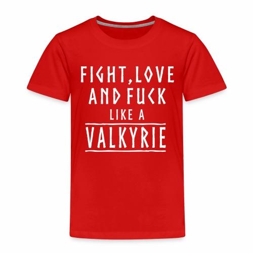 Like a valkyrie - Camiseta premium niño