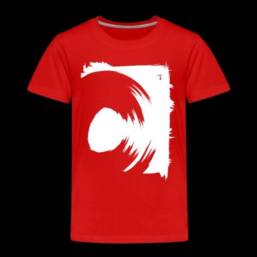 spin (white) - Kinder Premium T-Shirt