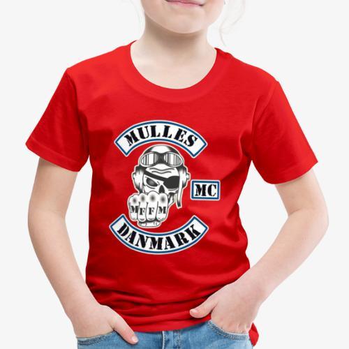 Mulles Mc - Børne premium T-shirt