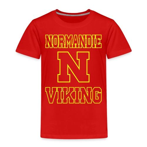 Normandie Viking Def jaune - T-shirt Premium Enfant