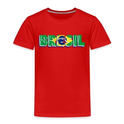 brésil - T-shirt Premium Enfant