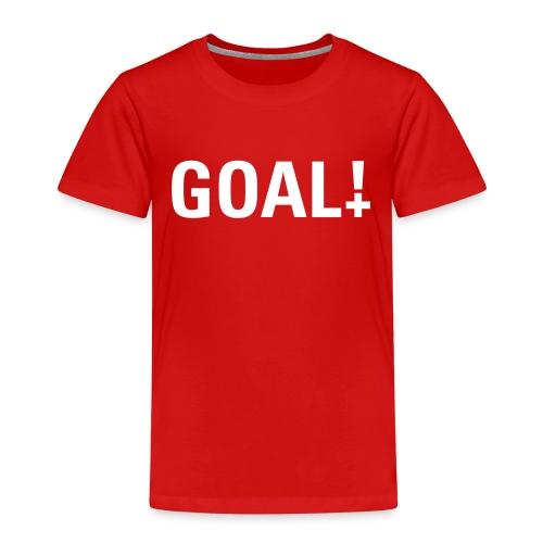 Goal! - T-shirt Premium Enfant