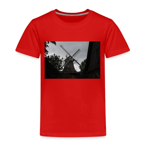 Windmühle - Kinder Premium T-Shirt