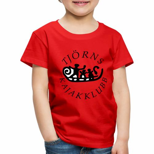 tjkk logo2018 - Premium-T-shirt barn