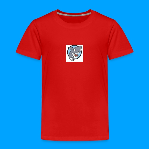 sharki merch - Kids' Premium T-Shirt