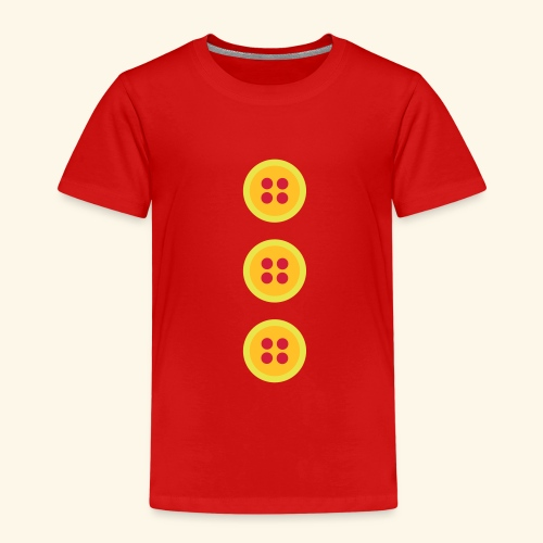Botonera de Nene León - Camiseta premium niño