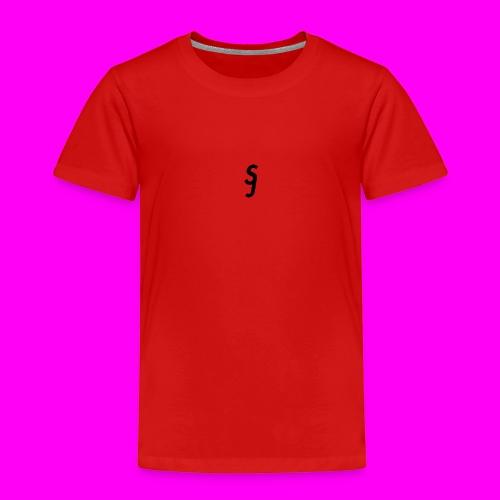 SJ [STYLE1] - Kinder Premium T-Shirt
