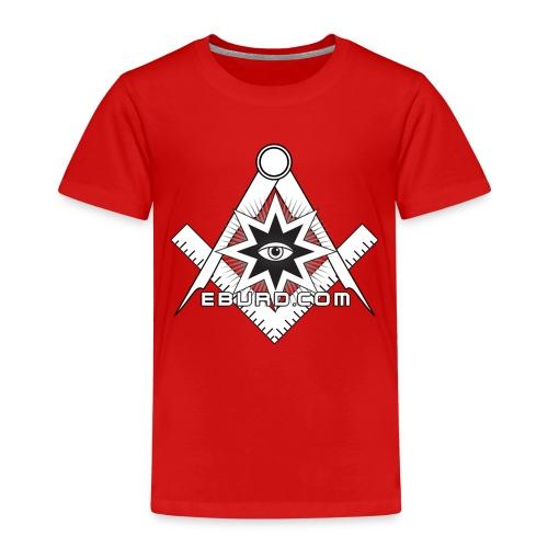 EBURD ILLUMINATI - Kinder Premium T-Shirt