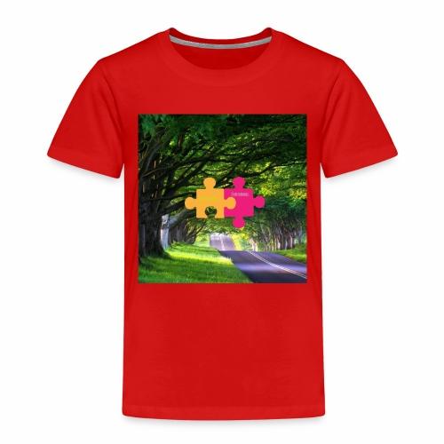 Jayanimations' logo 2! - Kids' Premium T-Shirt