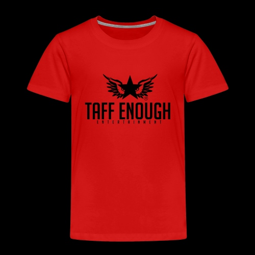 Taff Enough Logo - Kinder Premium T-Shirt