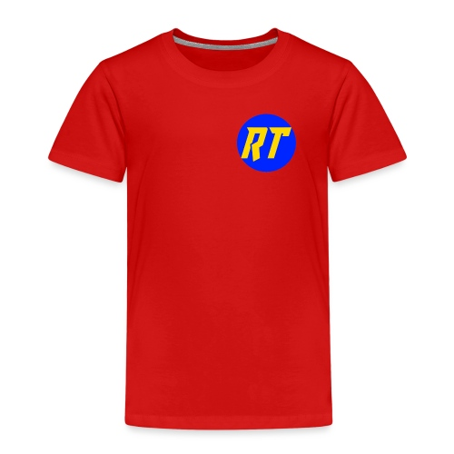 Gold RT - Kids' Premium T-Shirt
