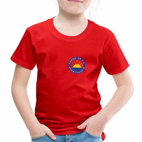 Sonne 08 front/back - Kinder Premium T-Shirt