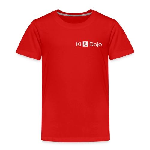 Ki Dojo Logo 1c - Kinder Premium T-Shirt