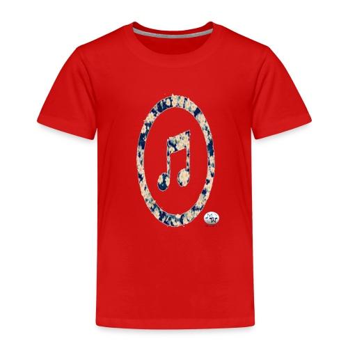 MusicFlower - Camiseta premium niño