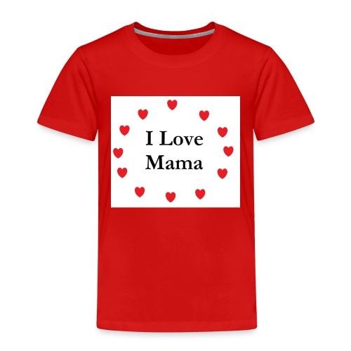 lovemama - Camiseta premium niño
