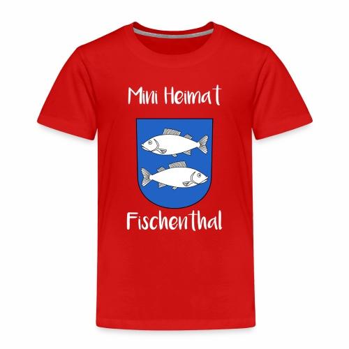 Mini Heimat Fischenthal - Kinder Premium T-Shirt