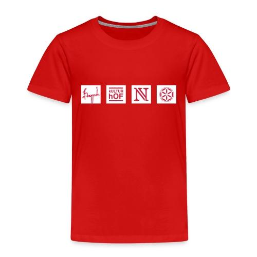 4bereiche - Kinder Premium T-Shirt