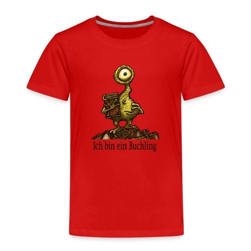 Ich bin ein Buchling - Kinder Premium T-Shirt