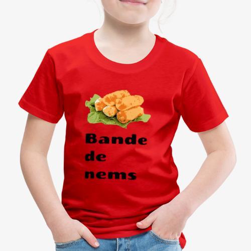 Bande de nems - T-shirt Premium Enfant