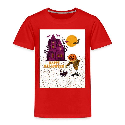 Halloween - Camiseta premium niño