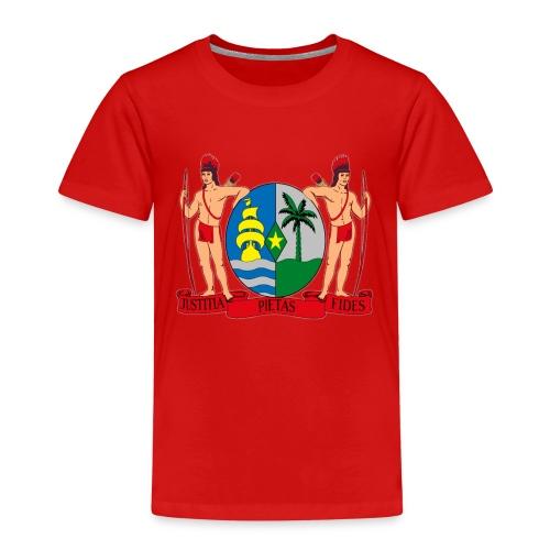 wapen van suriname png - Kinderen Premium T-shirt