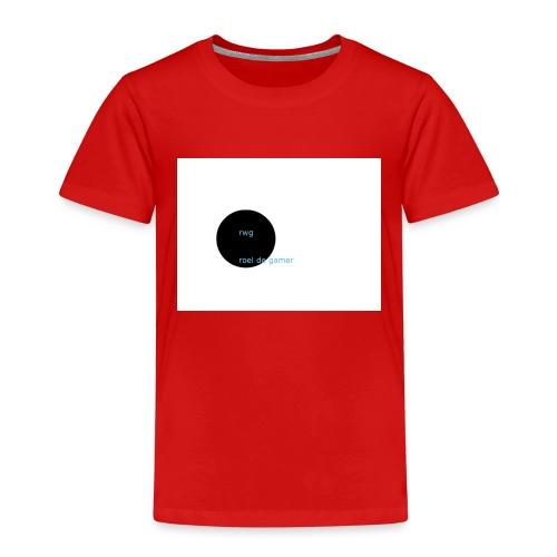 roel de gamer - Kinderen Premium T-shirt
