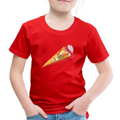back to school - Kinder Premium T-Shirt
