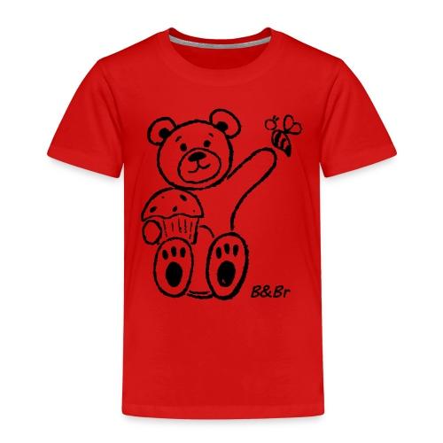 B&Br - Maglietta Premium per bambini