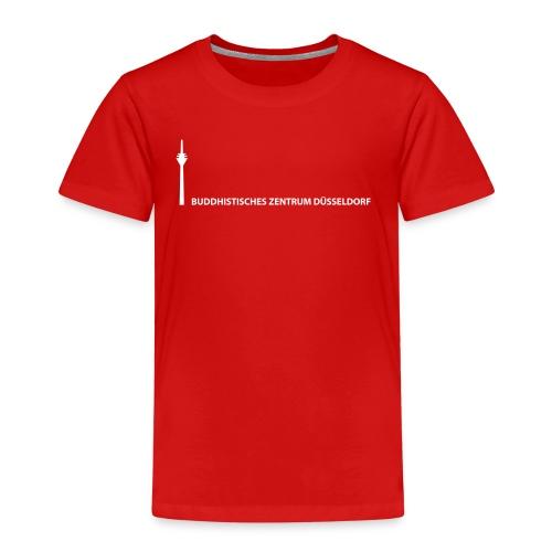 kagyutee turm front - Kinder Premium T-Shirt