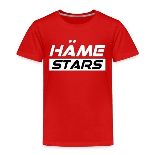 Häme Stars - Lasten premium t-paita