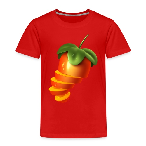Sliced Sweaty Fruit - Kids' Premium T-Shirt