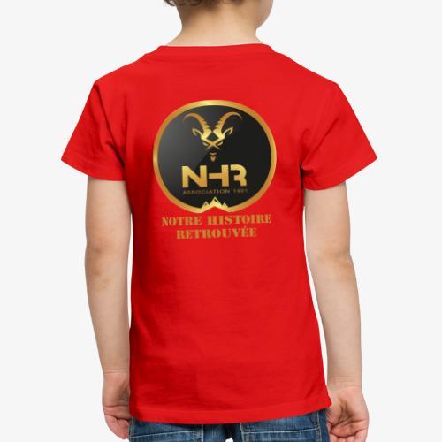 LOGO NHR - T-shirt Premium Enfant