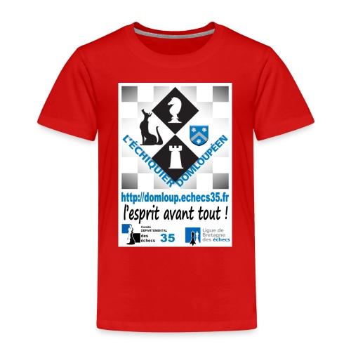 devant lesprit avant tout - T-shirt Premium Enfant