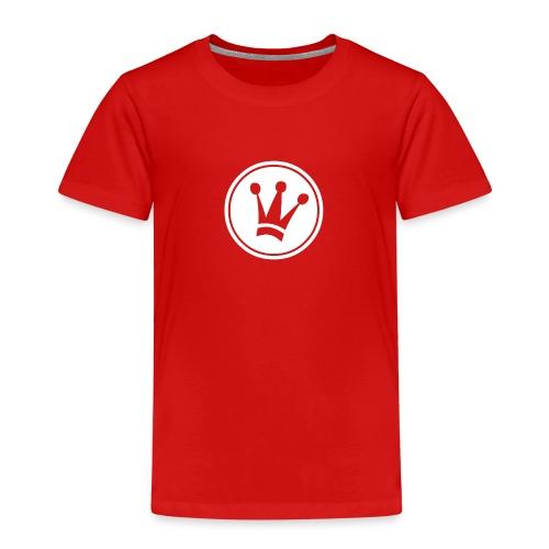 Couronne Blanche - T-shirt Premium Enfant