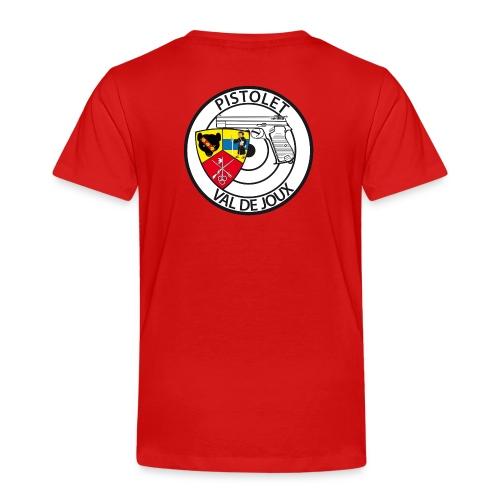 Pistolet Val de Joux - T-shirt Premium Enfant