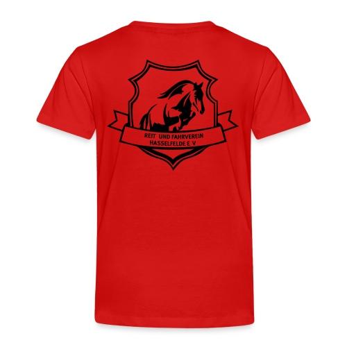 logo_rfv_hsf - Kinder Premium T-Shirt