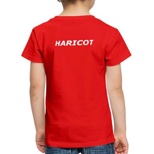 HARICOT ECRIT - T-shirt Premium Enfant