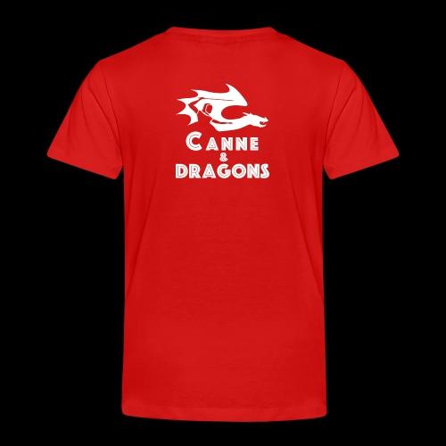logoC D N B - T-shirt Premium Enfant