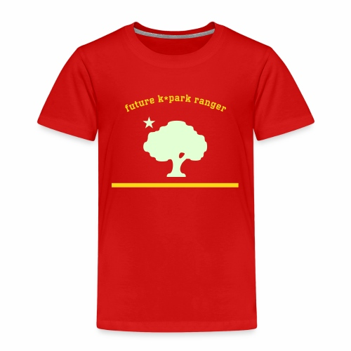 170217_Kpark_Baum_02-07_W - Kinder Premium T-Shirt