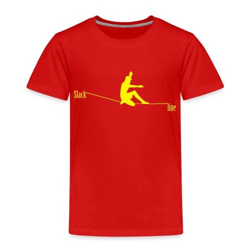 Slackline - T-shirt Premium Enfant