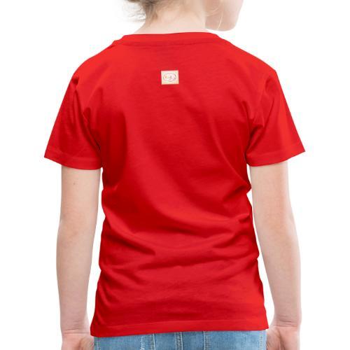 Design av Perla - Premium-T-shirt barn