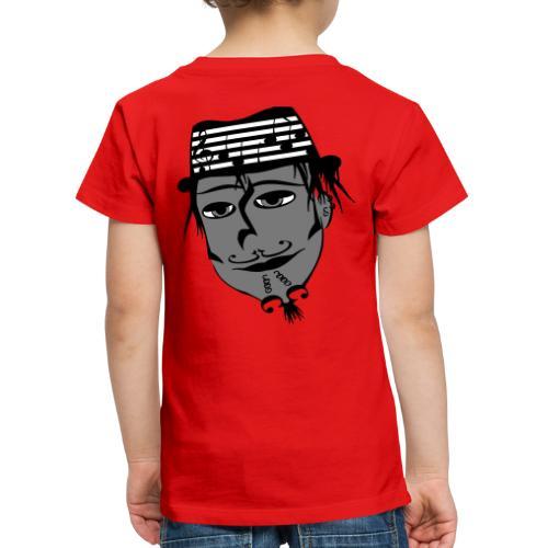Music Mind - Kinder Premium T-Shirt