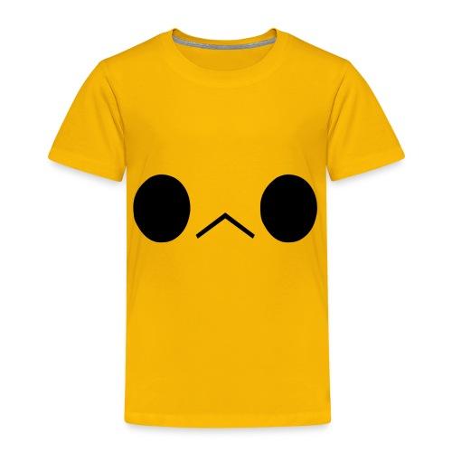 Cara triste - Camiseta premium niño