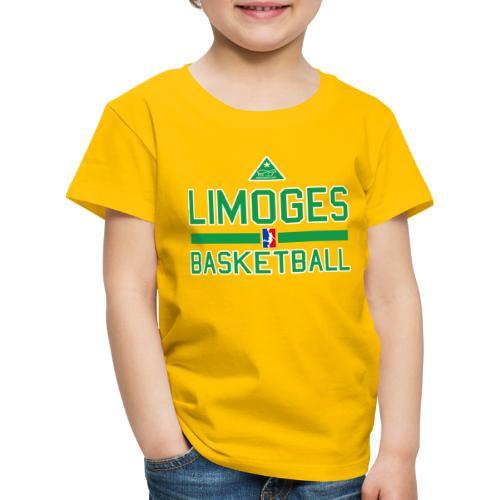 practice_jaune - T-shirt Premium Enfant