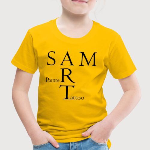 SAM4a - T-shirt Premium Enfant
